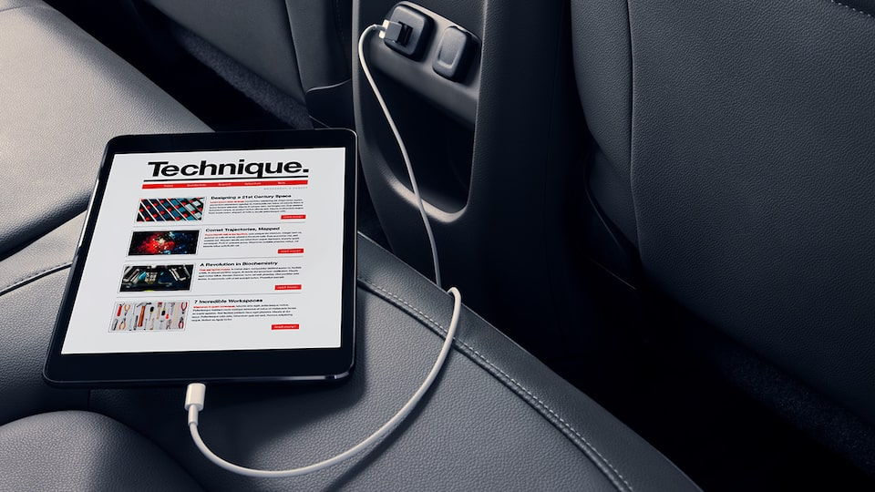 GMC infoentretenimiento es compatible con Apple CarPlay y Android Auto