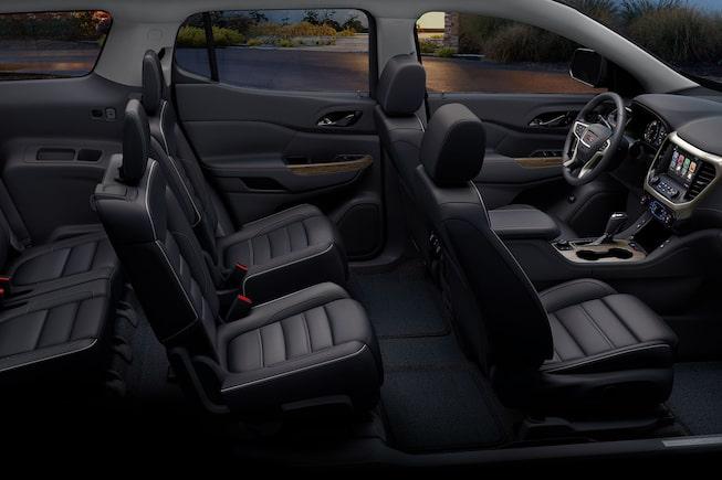 GMC Acadia Denali® 2019 | Galería de SUV de lujo | GMC Mex