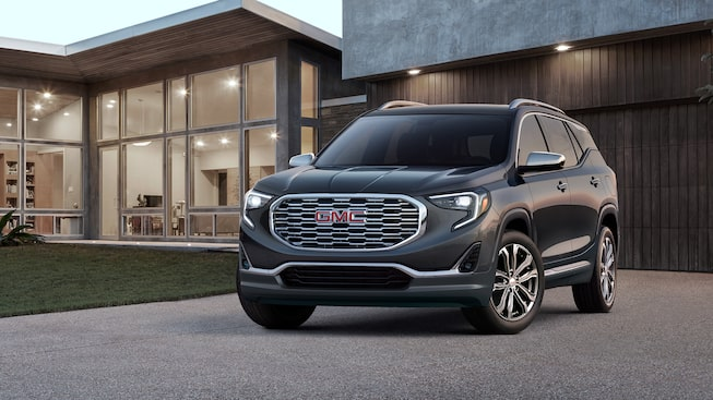 Camioneta familiar GMC Terrain 2020