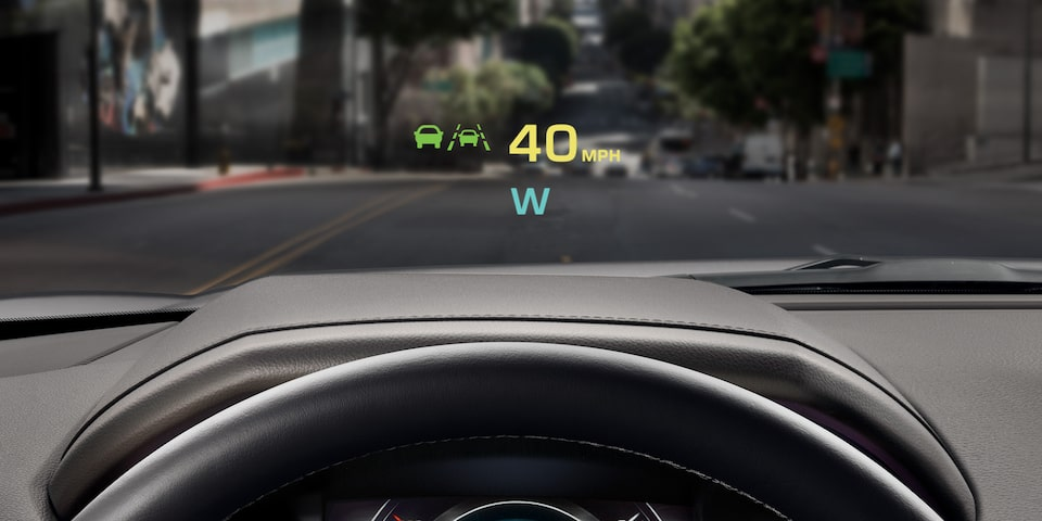 Head Up-Display para GMC Yukon 2020, camioneta SUV