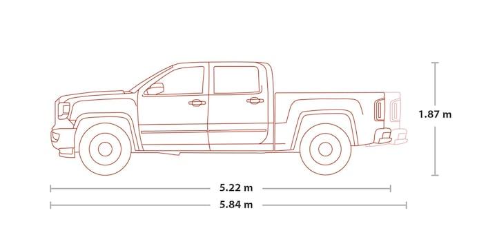 gmc sierra  una camioneta pick  como ninguna gmc mex