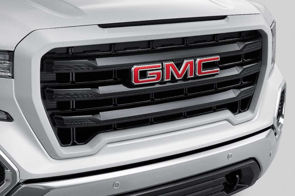 Parrilla para GMC Sierra Denali 2019, pick up