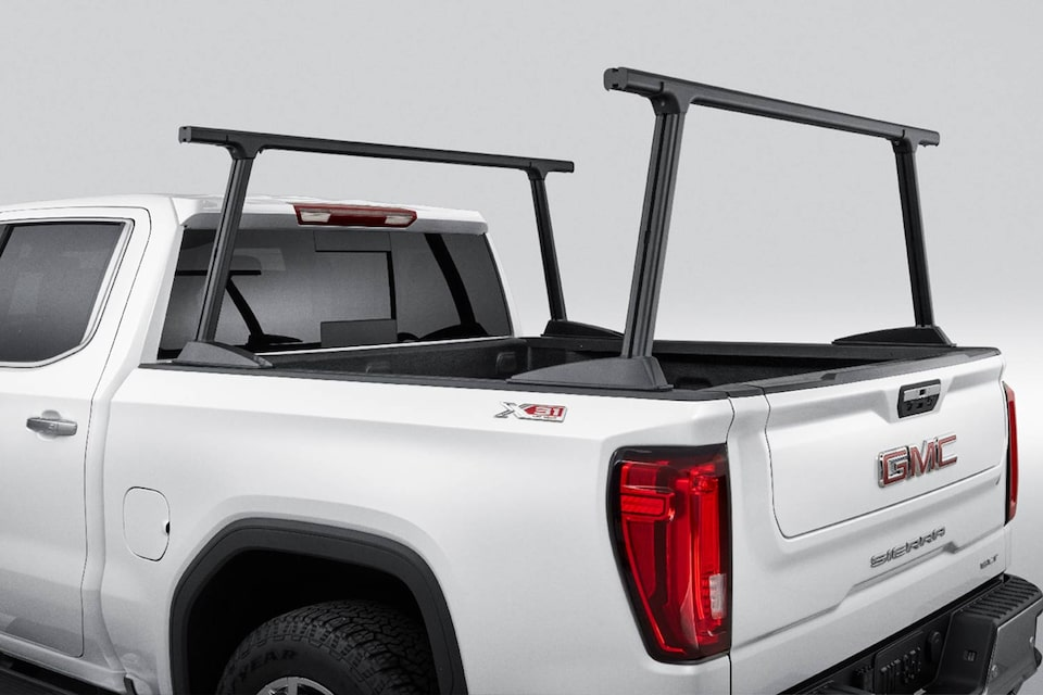Rack de carga superior para GMC Sierra Denali 2019, pick up