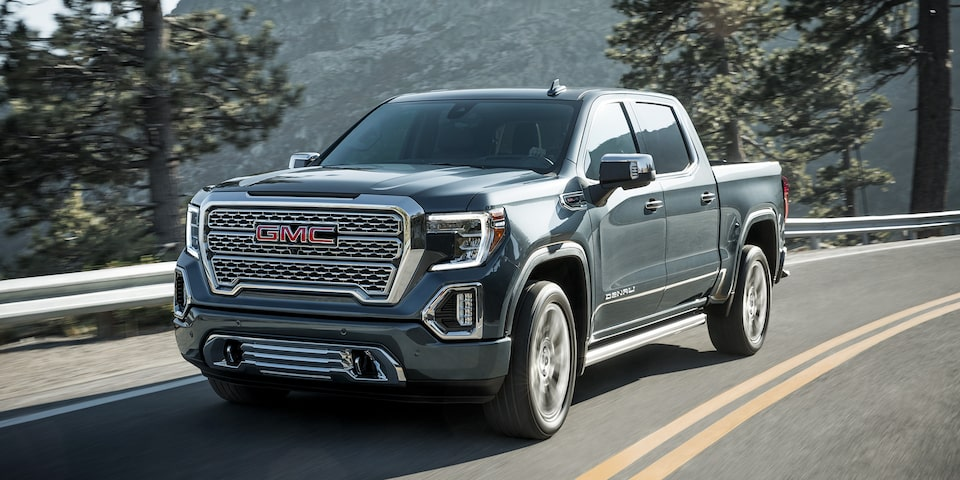 GMC Sierra Denali 2020, pickup incluye Adaptive Ride Control