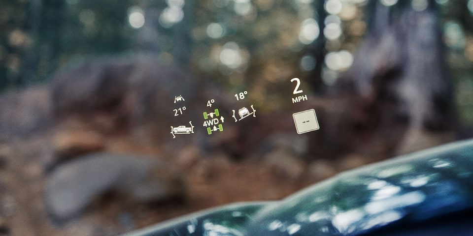 Próximamente GMC Sierra 2019 con full Mirror Display y Head up Display